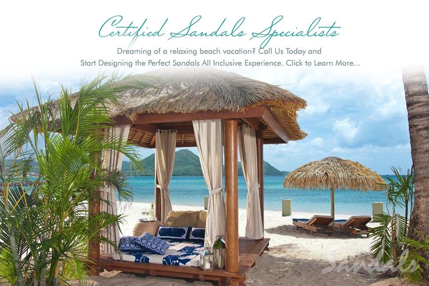 Sandals – Luxury Included Vacations